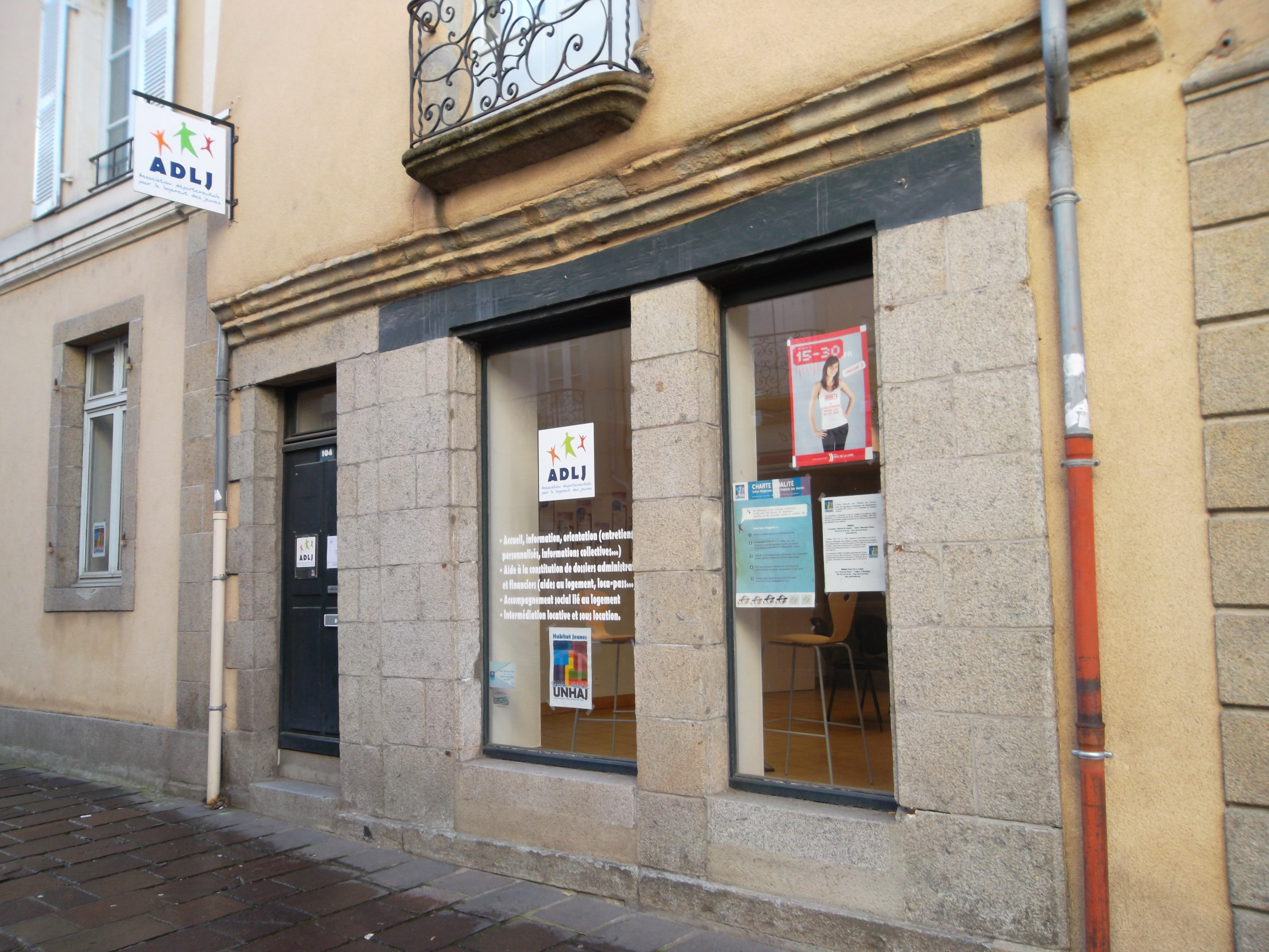 Caf De La Mayenne Adresse