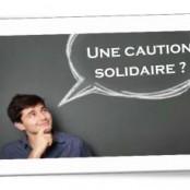 Une caution solidaire