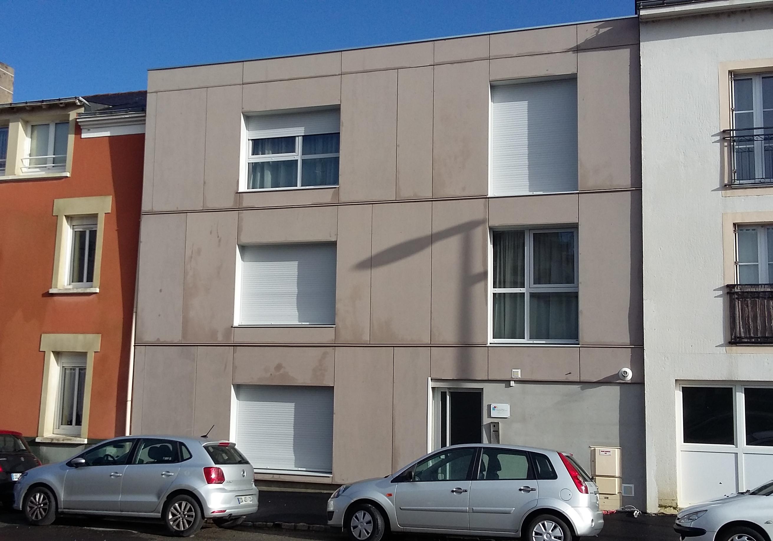 Foyer Grand Voile Rezé : Quai une nouvelle résidence de logements à rezé