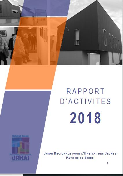Rapport d'Activités Urhaj 2018